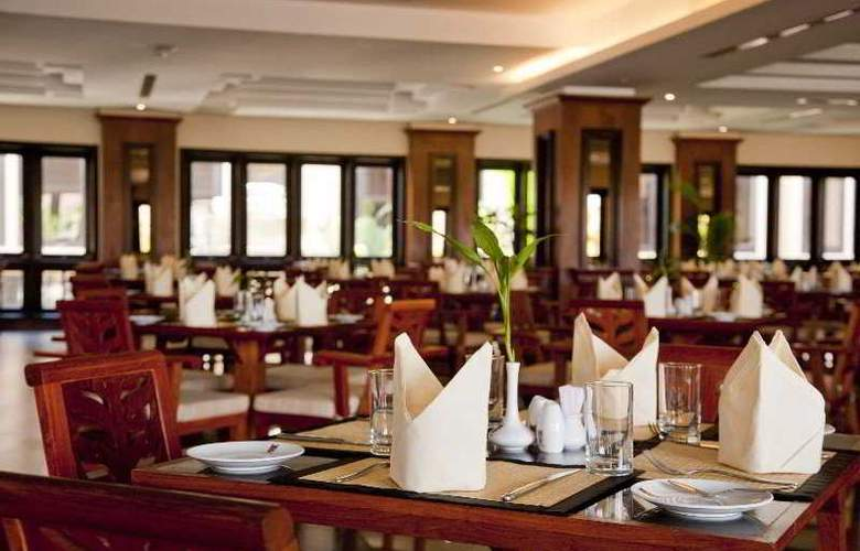 Angkor Miracle Resort & Spa - Restaurant - 5