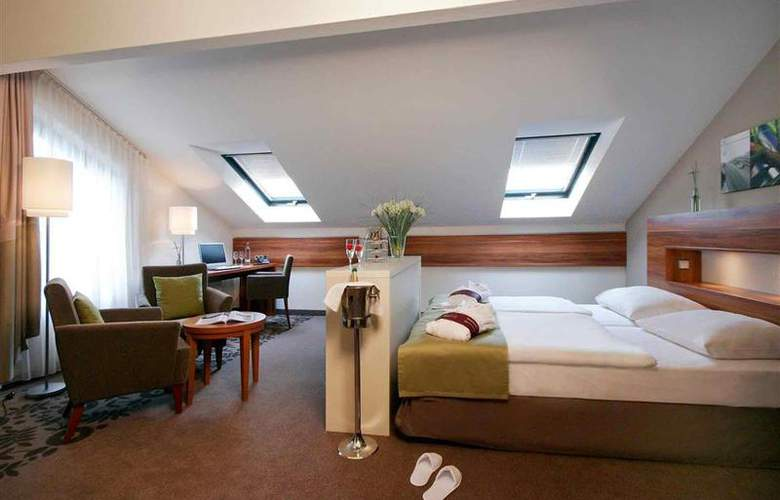 Mercure Hotel Krefeld - Room - 35