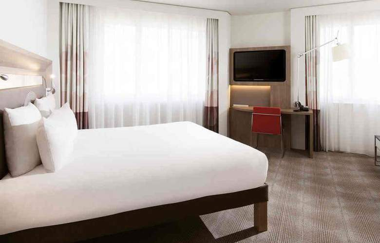 Novotel Basel City - Room - 1
