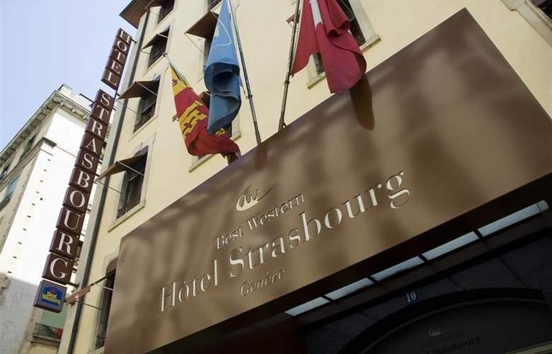 Best Western Strasbourg - Hotel - 11