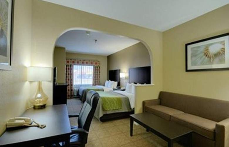 Comfort Suites (Houston/Suburbs) - Room - 10