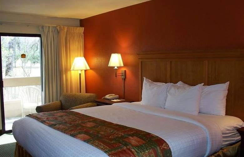 Best Western Sonora Oaks - Room - 16