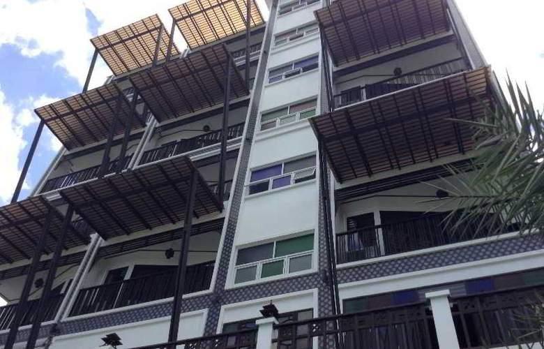 Dee Andaman Hotel Pool Bar - Hotel - 6