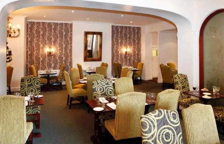Mercure Stafford South Penkridge House Hotel - Hotel - 9