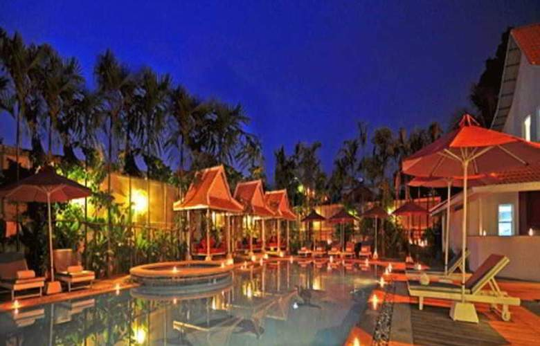 Memoire d'Angkor Boutique - Pool - 22