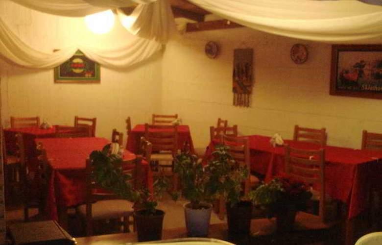 Villa Pappas - Restaurant - 5
