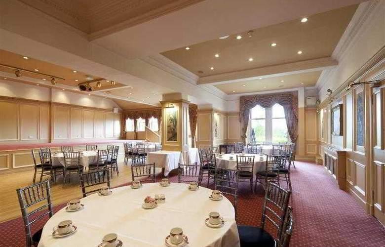 BEST WESTERN Braid Hills Hotel - Hotel - 143