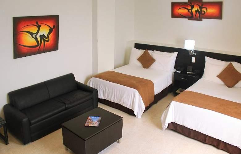 Cartagena Plaza - Room - 15