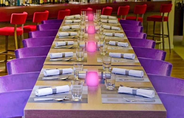 Mercure Bratislava Centrum - Restaurant - 56