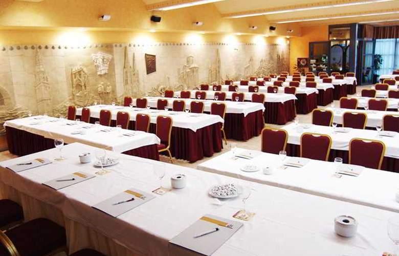 Sercotel Ciudad de Burgos - Conference - 55