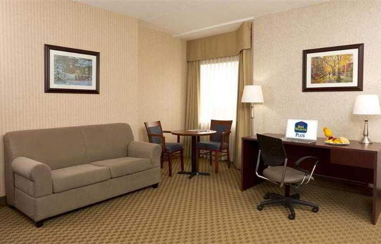 Best Western Plus Laval-Montreal - Hotel - 26