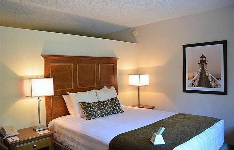 Best Western Plus Agate Beach Inn - Room - 76