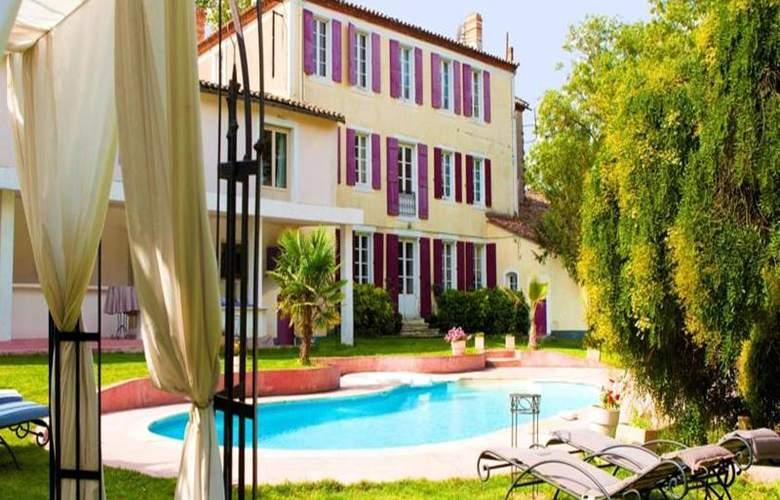 Relais du Silence Chateau de Lavail - Pool - 26
