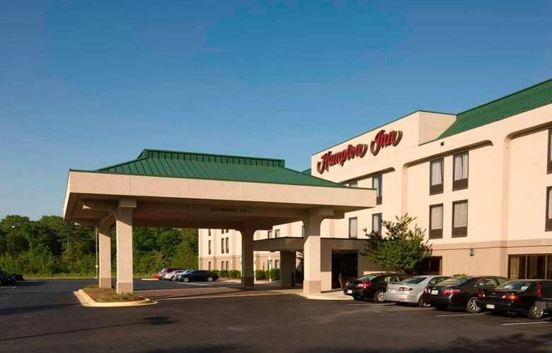 Hampton Inn Waldorf - Hotel - 4