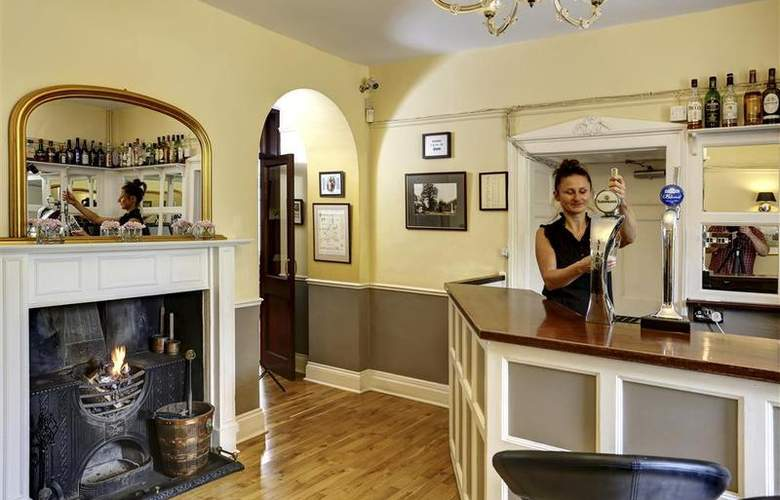 Best Western Henbury Lodge Hotel - Bar - 86