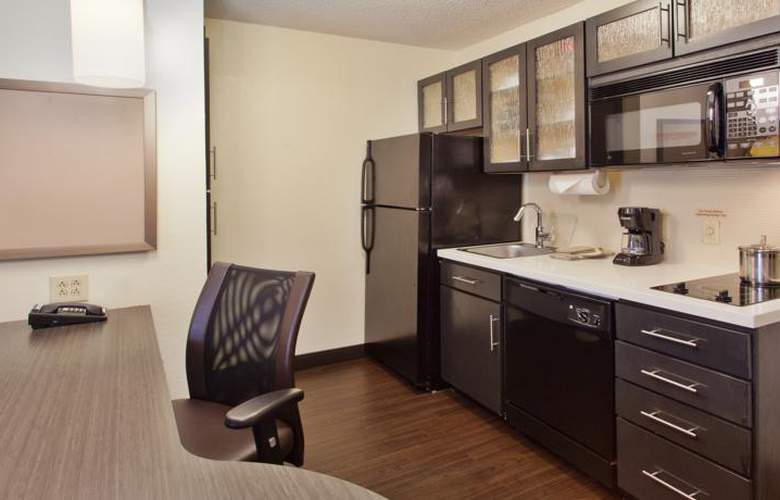 Candlewood Suites Jersey City - Room - 11