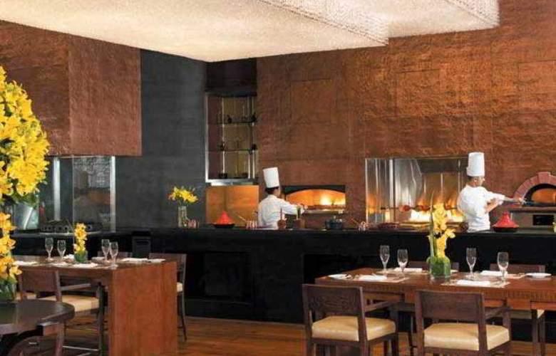 The Oberoi Hotel - Restaurant - 10