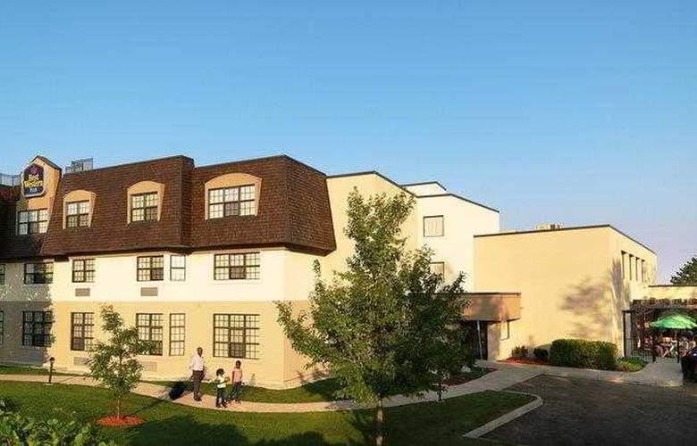 Best Western Brant Park Inn & Conference Centre - Hotel - 0