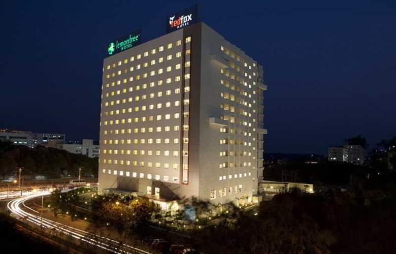 Red Fox Hotel Hyderabad - Hotel - 0