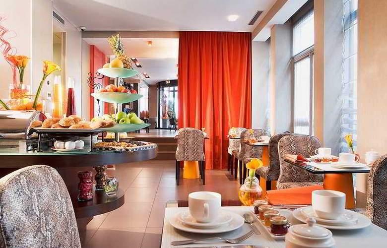 Elysees Bassano Hotel - Restaurant - 10