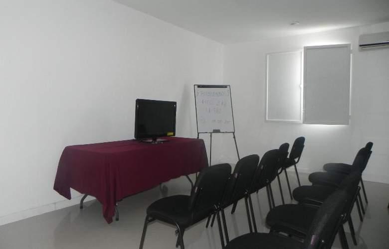 Zar La Paz - Conference - 15