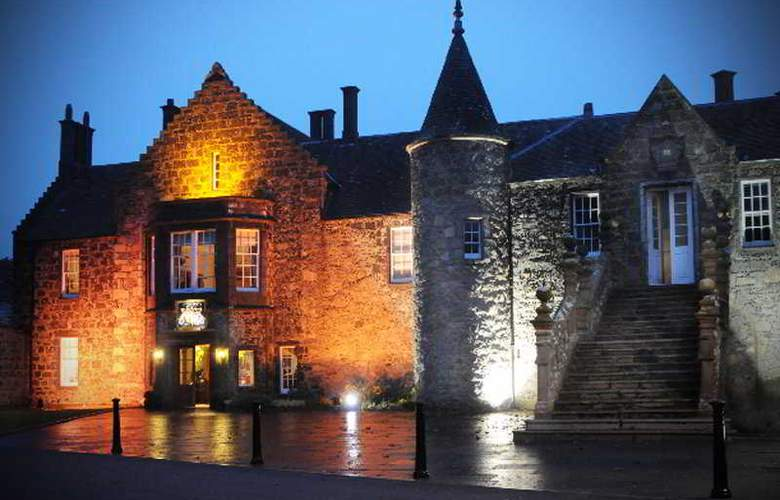 Meldrum House Country Hotel & Golf Course - Hotel - 0