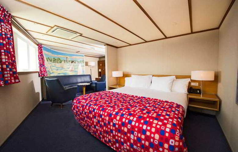 SS Rotterdam by Westcord Hotels - Room - 18