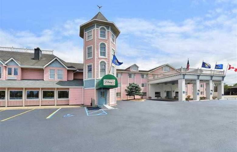 Best Western Greenfield Inn - Hotel - 20