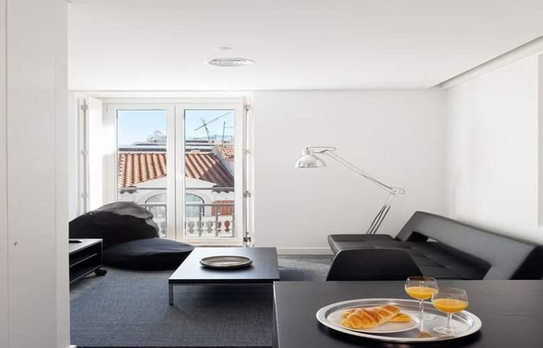 Hello Lisbon Santa Apolonia Apartments - Room - 18
