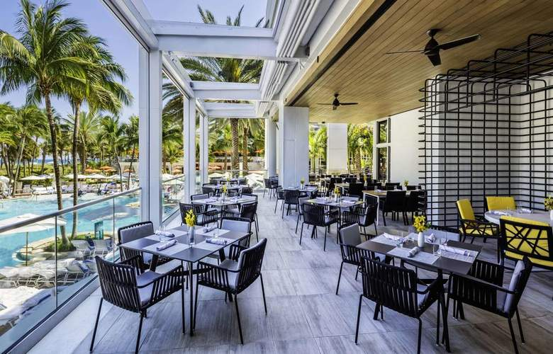 Loews Miami Beach Hotel - Restaurant - 11