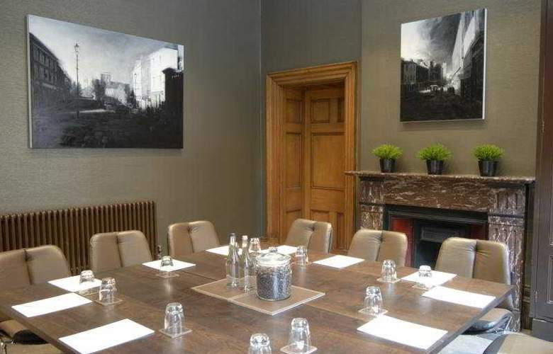 Cathedral Quarter Hotel - Conference - 7