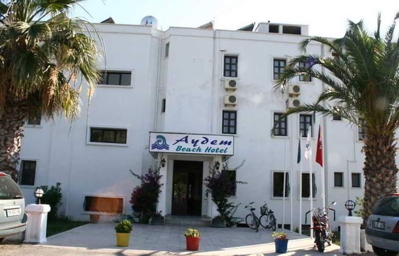 Aydem Hotel - Hotel - 0