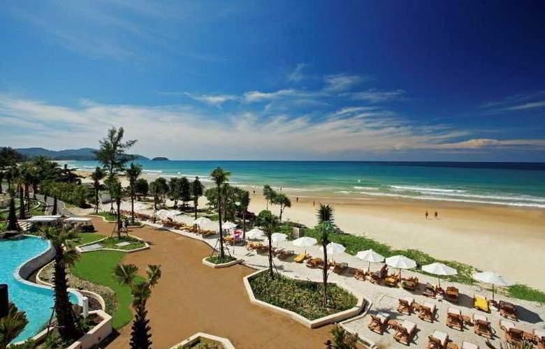 Centara Grand Beach Resort Phuket - Beach - 37