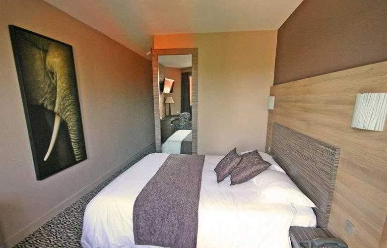 Auberge de Jons - Hotel - 9
