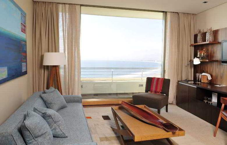 Enjoy Coquimbo Hotel de la Bahia - Room - 14
