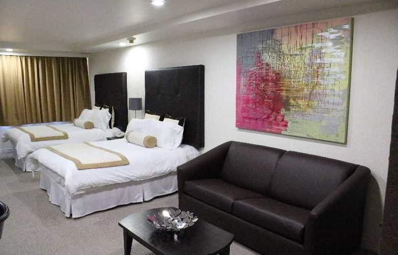 Pueblo Amigo Hotel Plaza & Casino Tijuana - Room - 10