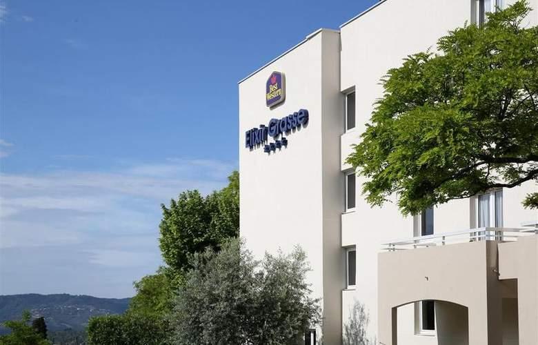 Best Western Elixir Grasse - Hotel - 115