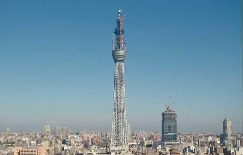 Tobu Hotel Levant Tokyo - Hotel - 0