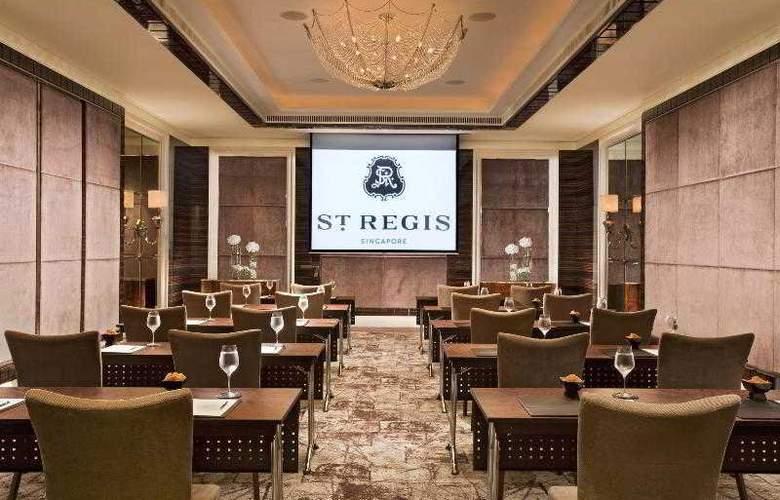 St. Regis Hotel Singapore - Hotel - 15
