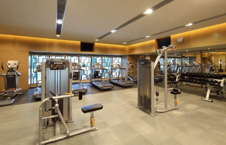 Hilton Nanjing Riverside - Sport - 7