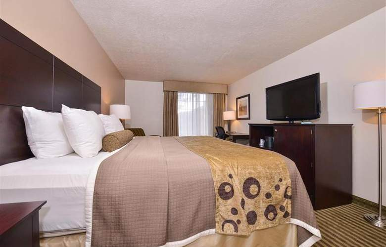 Best Western Tucson Int'l Airport Hotel & Suites - Room - 112