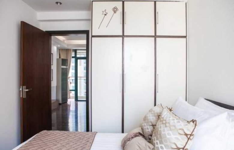 Yopark Serviced Apartment Oriental Manhattan - Room - 6