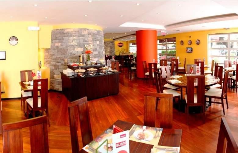Mercure Hotel Alameda Quito - Restaurant - 19