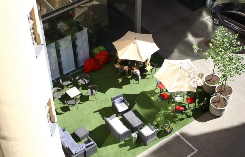 Clarion Collection Hotel Valdemars - Terrace - 7
