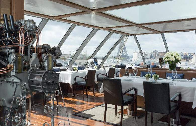 The Peninsula Paris - Restaurant - 26