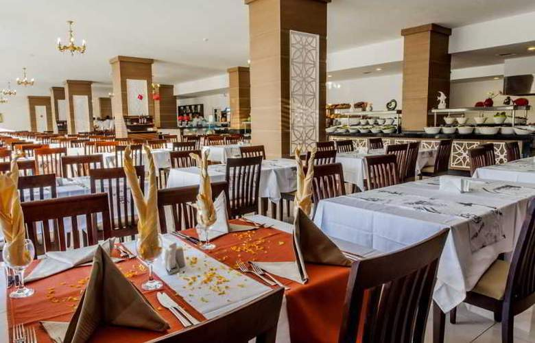Eftalia Splash Resort - Restaurant - 23