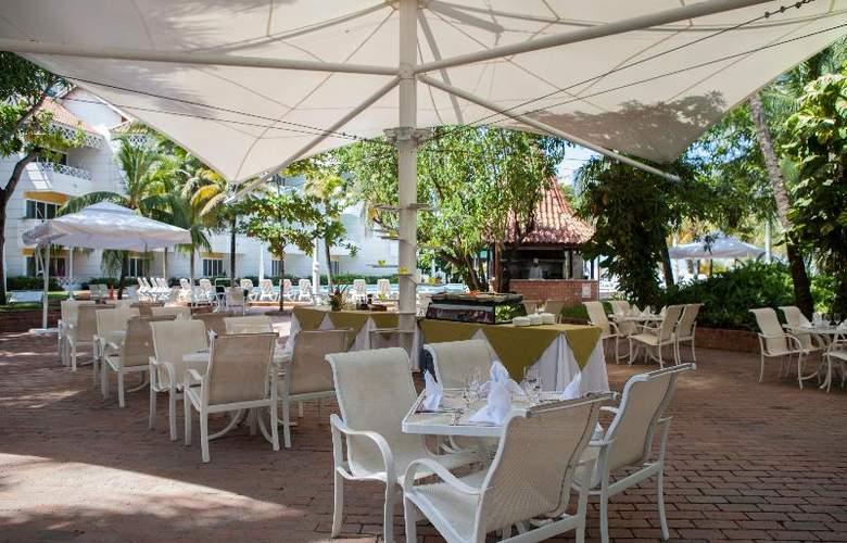 Las Americas Casa de Playa - Restaurant - 7