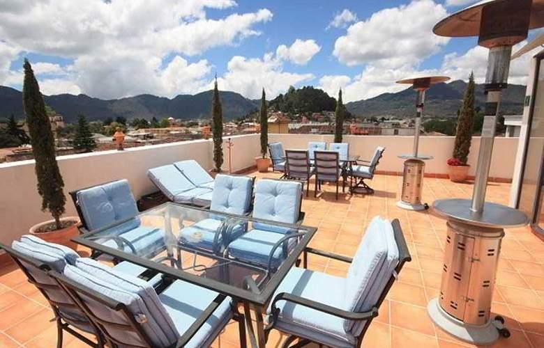 Posada Real De Chiapas - Terrace - 2