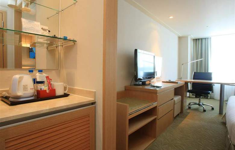 Best Western Incheon Airport - Room - 15