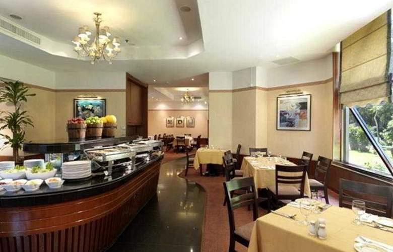 Ambassador Row Serviced Suites by Lanson Place - Restaurant - 10